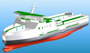 aeroe ferry profile