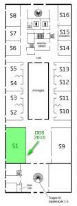 DBS2016 - DTU Building 101 ground floor